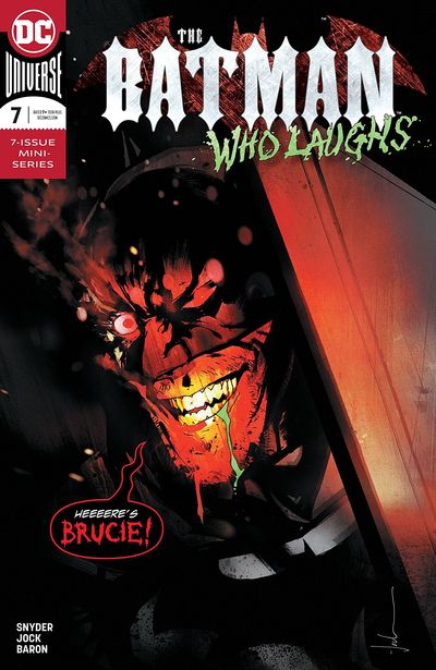 The Batman Who Laughs #7 (2019)