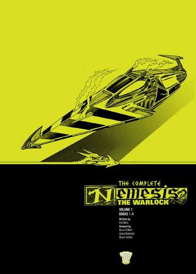 The Complete Nemesis the Warlock Vol. 1 – 3 (2008-2012)