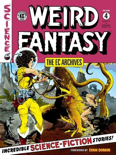 The EC Archives – Weird Fantasy Vol. 4 (2019)