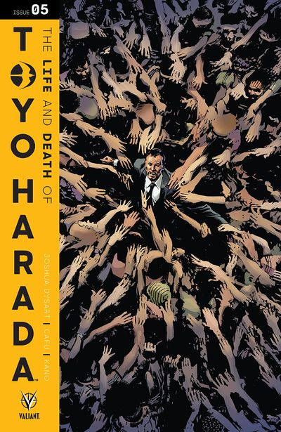 The Life And Death Of Toyo Harada #5 (2019)