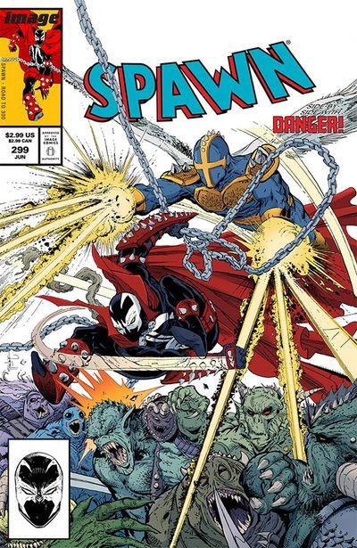 Spawn #299 (2019)
