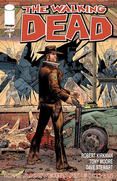 The Walking Dead Comics #1 – 193 (2003-2019)