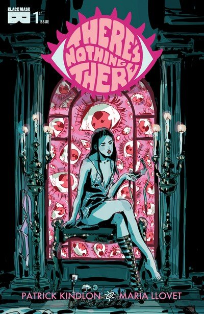 There's Nothing There #1 – 5 (2017)