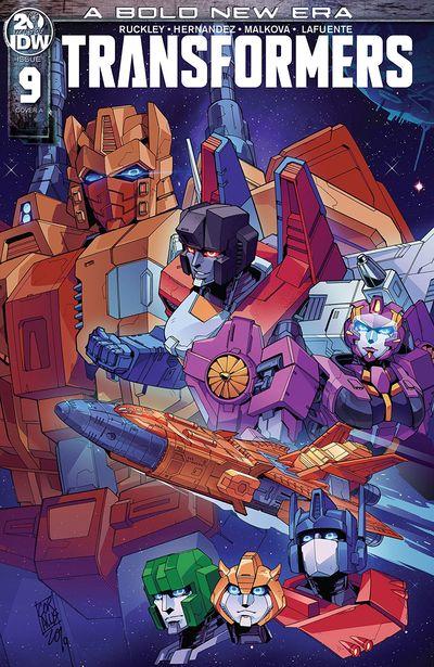 Transformers #9 (2019)
