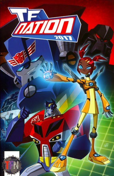 Transformers Animated – Trial and Error (2017)