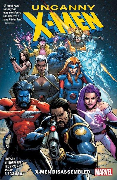 Uncanny X-Men – X-Men Disassembled (TPB) (2019)