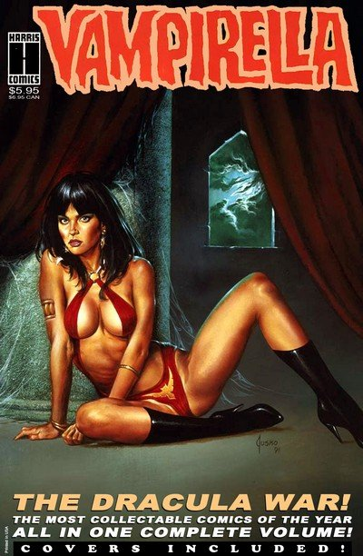 Vampirella – The Dracula War (1993)