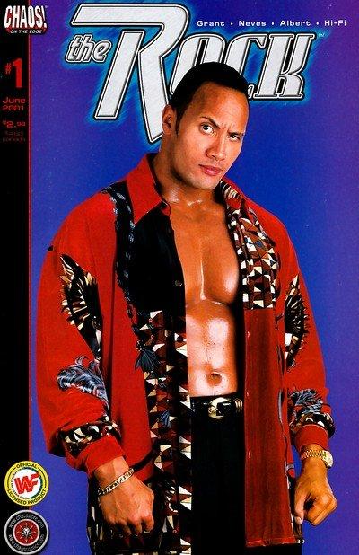 WWF Comics Collection (Chaos Comics) (1999-2001)