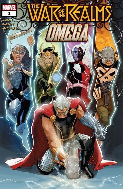 War Of The Realms Omega #1 (2019)