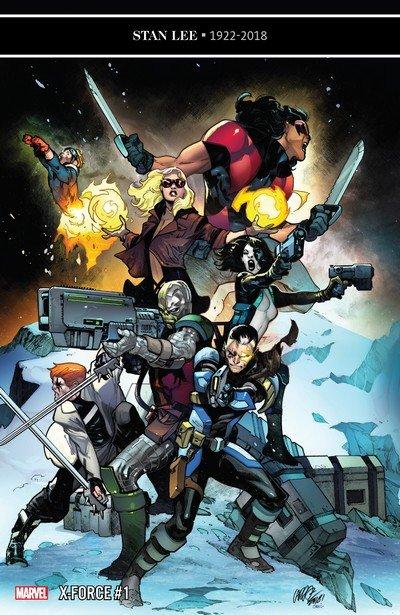 X-Force #1 – 10 (2019)