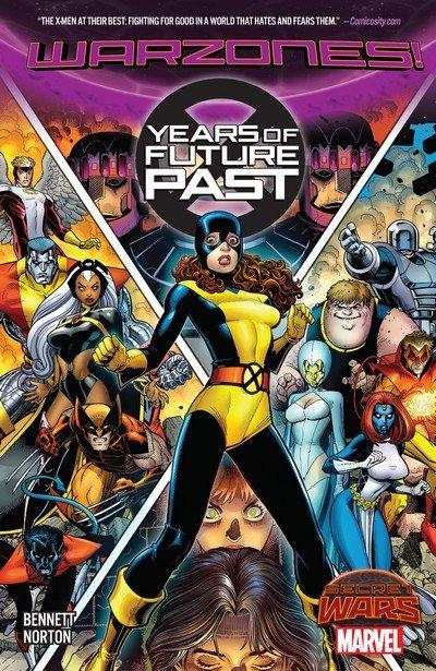 X-Men – Years Of Future Past (TPB) (2015)