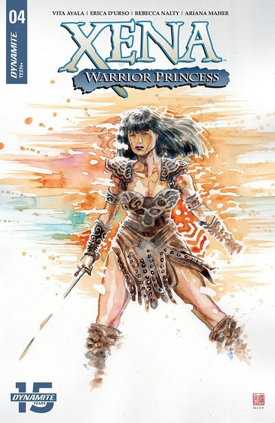 Xena – Warrior Princess #4 (2019)