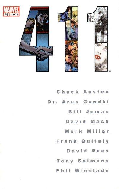 411 #1 – 2 (2003) (Marvel)