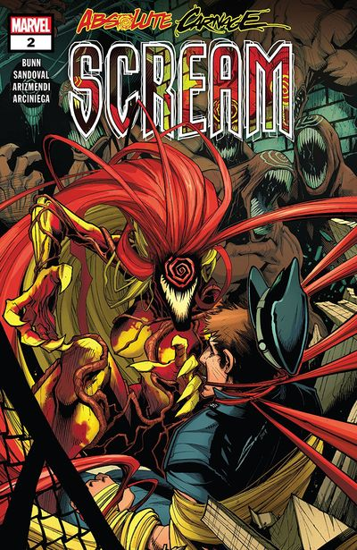 Absolute Carnage – Scream #2 (2019)