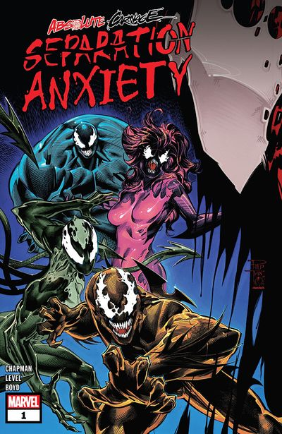 Absolute Carnage – Separation Anxiety #1 (2019)
