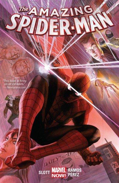 Amazing Spider-Man by Dan Slott Vol. 1 – 2 (TPB) (2016)