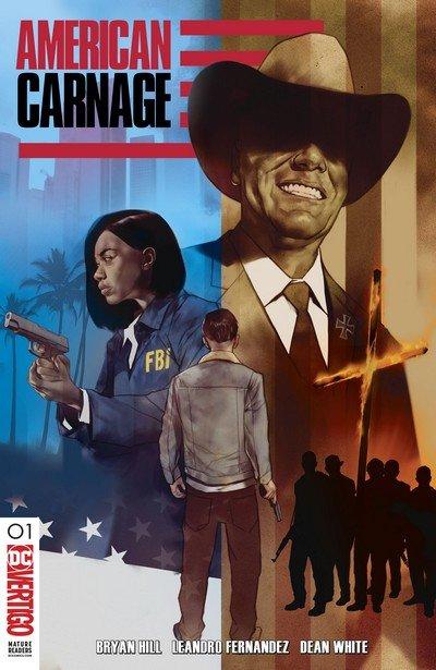American Carnage #1 – 9 (2018-2019)