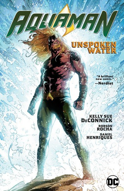 Aquaman Vol. 1 – Unspoken Water (TPB) (2019)