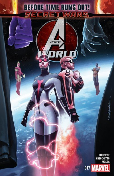 Avengers – Time Runs Out (Story Arc) (2014-2015)