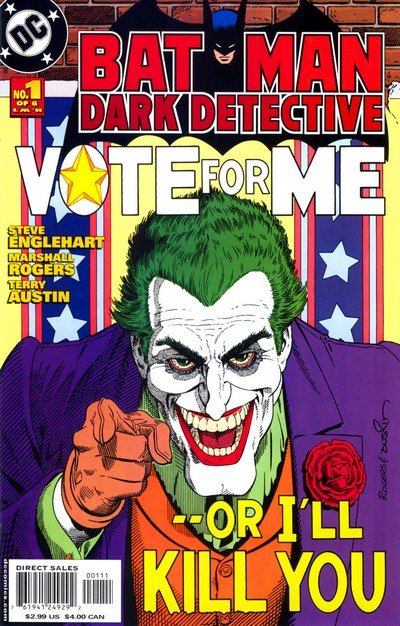 Batman – Dark Detective #1 – 6 (2005)