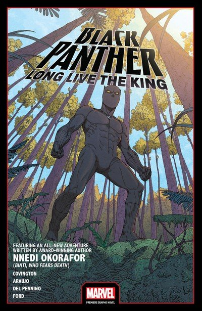 Black Panther – Long Live the King (TPB) (2019)