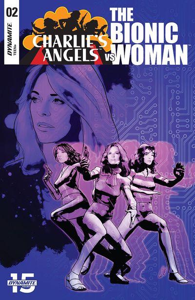 Charlie's Angels Vs The Bionic Woman #2 (2019)