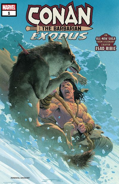 Conan The Barbarian – Exodus #1 (2019)