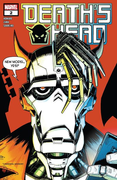 Death's Head #2 (2019)