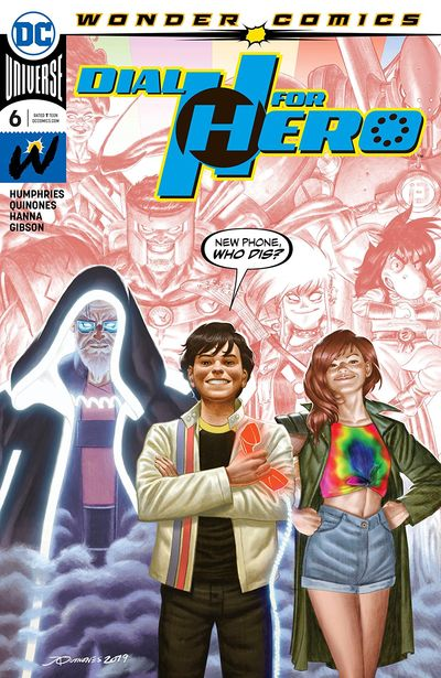 Dial H For Hero #6 (2019)