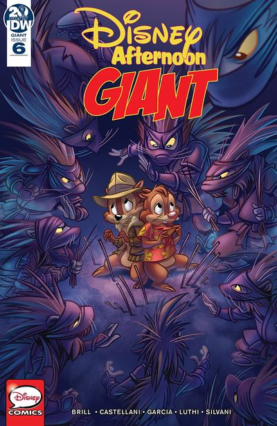 Disney Afternoon Giant #6 (2019)