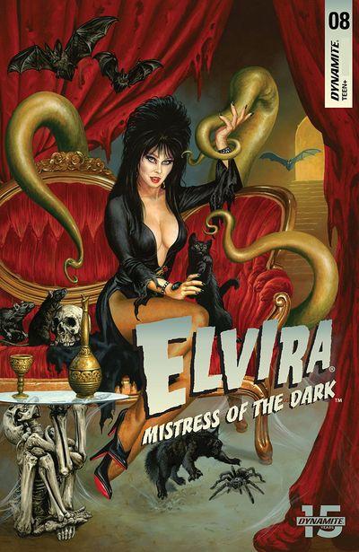 Elvira – Mistress Of The Dark #8 (2019)