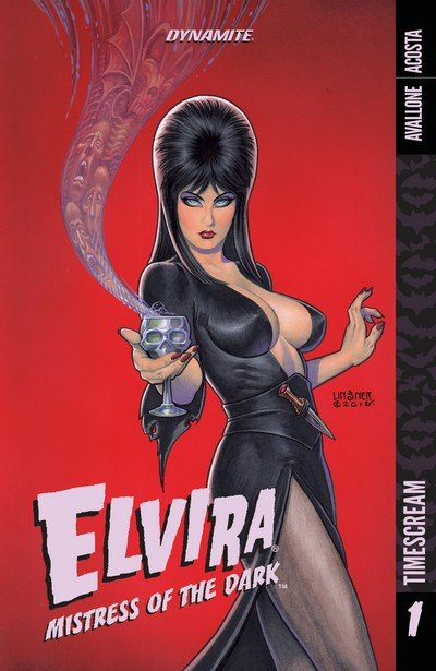 Elvira – Mistress of the Dark Vol. 1 – Timescream (TPB) (2019)