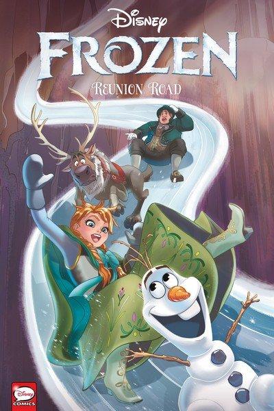 Frozen – Reunion Road (TPB) (2019)