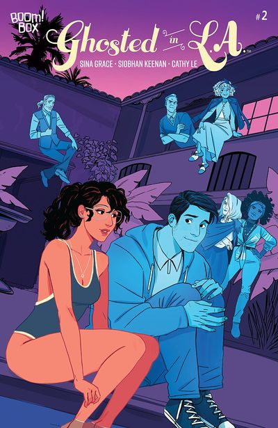 Ghosted In L.A. #2 (2019)