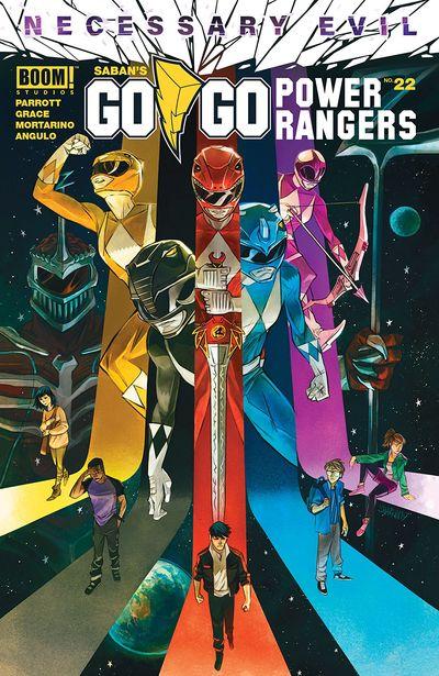 Go Go Power Rangers #22 (2019)