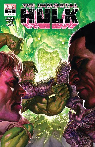 Immortal Hulk #23 (2019)