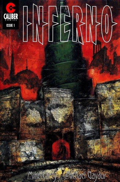 Inferno #1 – 5 (1995-1997)