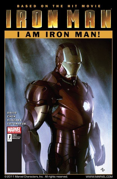 Iron Man – I Am Iron Man #1 – 2 (2010)