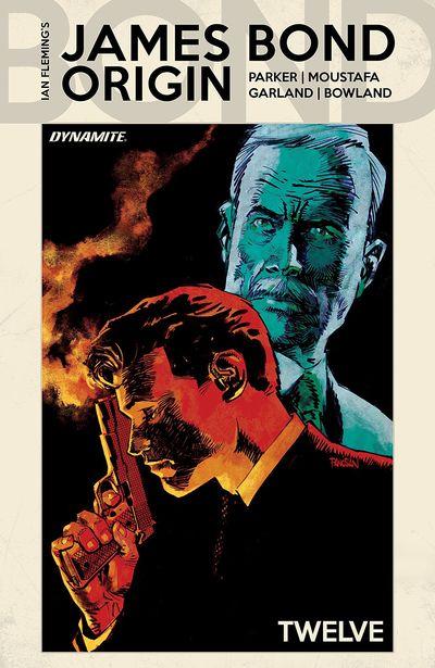 James Bond – Origin #12 (2019)