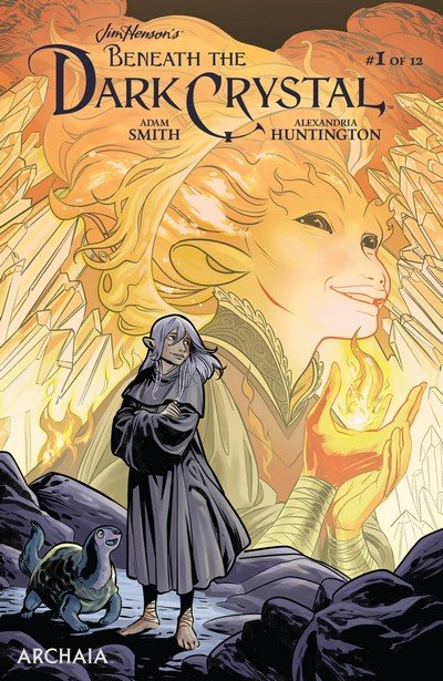 Jim Henson's Beneath the Dark Crystal #1 – 12 (2018-2019)