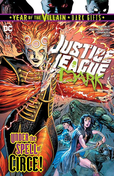 Justice League Dark #14 (2019)