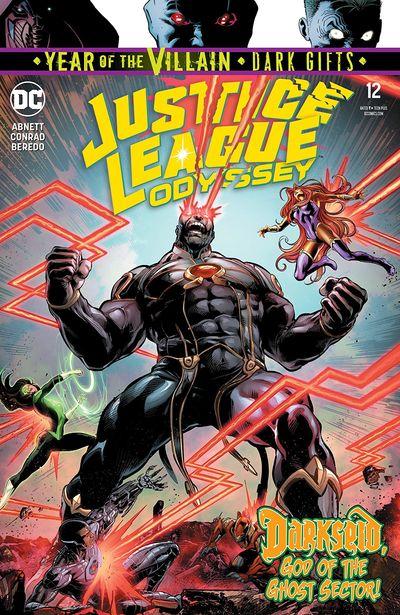 Justice League Odyssey #12 (2019)