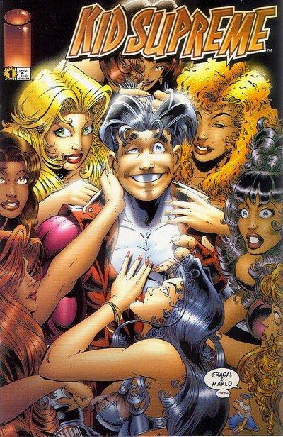 Kid Supreme Vol. 1 #1 – 3 (1996)