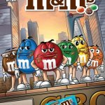 M&M's Hazelnut Heist-Eria! #1 (2019)