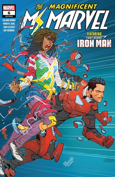Magnificent Ms. Marvel #6 (2019)
