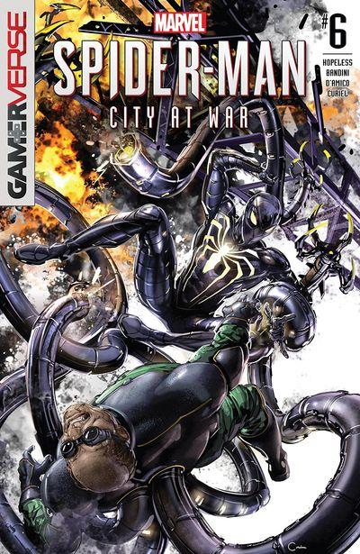 Marvel's Spider-Man – City At War #6 (2019)