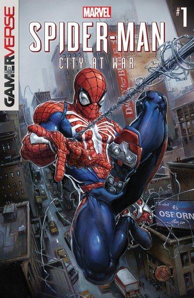 Marvel's Spider-Man – City at War #1 – 6 (2019)