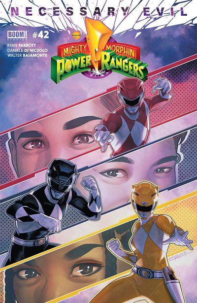 Mighty Morphin Power Rangers #42 (2019)