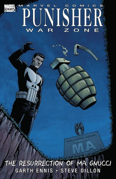 Punisher – War Zone – The Resurrection of Ma Gnucci (2009)