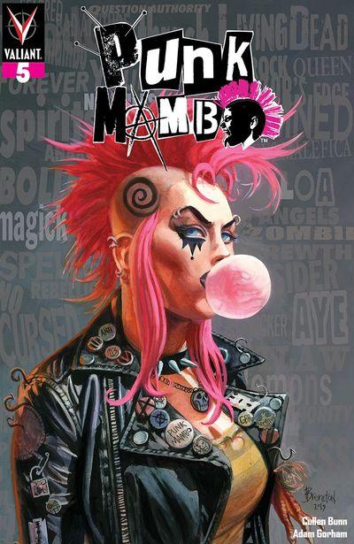 Punk Mambo #5 (2019)